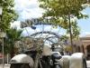 1er jour de la 23ème Brescoudos Bike Week à Aqualand au Cap d'Agde