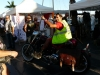 1er jour de la 23ème Brescoudos Bike Week à Aqualand au Cap d\'Agde