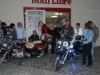 Présentation de l\'affiche de la 24ème Brescoudos Bike week à la rédaction bitéroise du journal Le Midi Libre