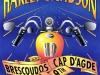 Affiche de la 9ème Brescoudos Bike Week