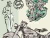 Affiche de la 15ème Brescoudos Bike Week