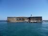 Le fort Brescou au Cap d'Agde