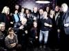 Les Brescoudos à la vraie fausse inauguration du bar restaurant musical le Nul Part Ailleurs à Béziers