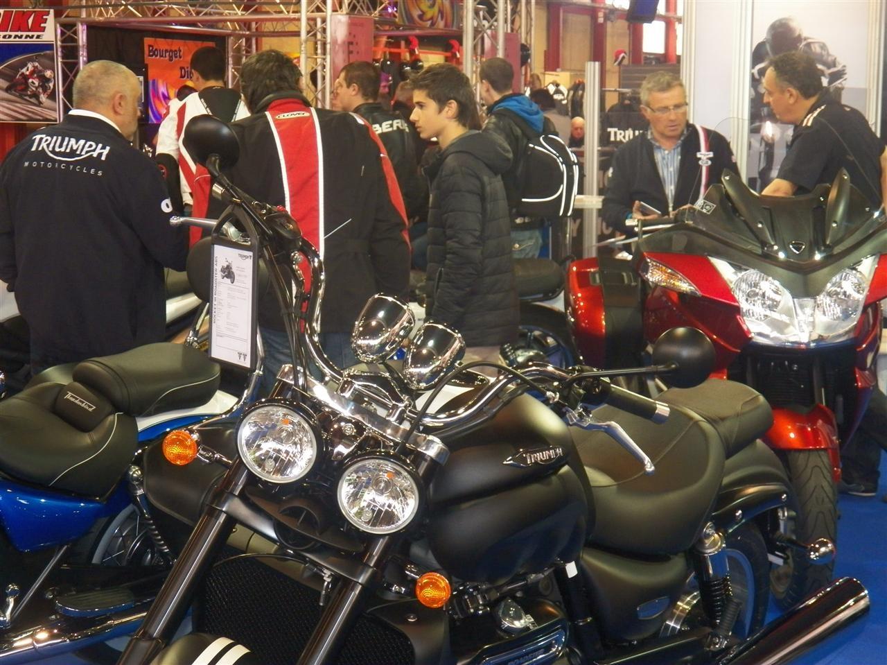 11 me salon de la moto narbonne for Salon de la moto narbonne