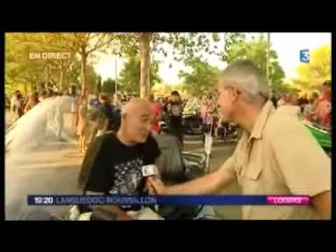 On en parle au Jt de France 3 région Languedoc-Roussillon
