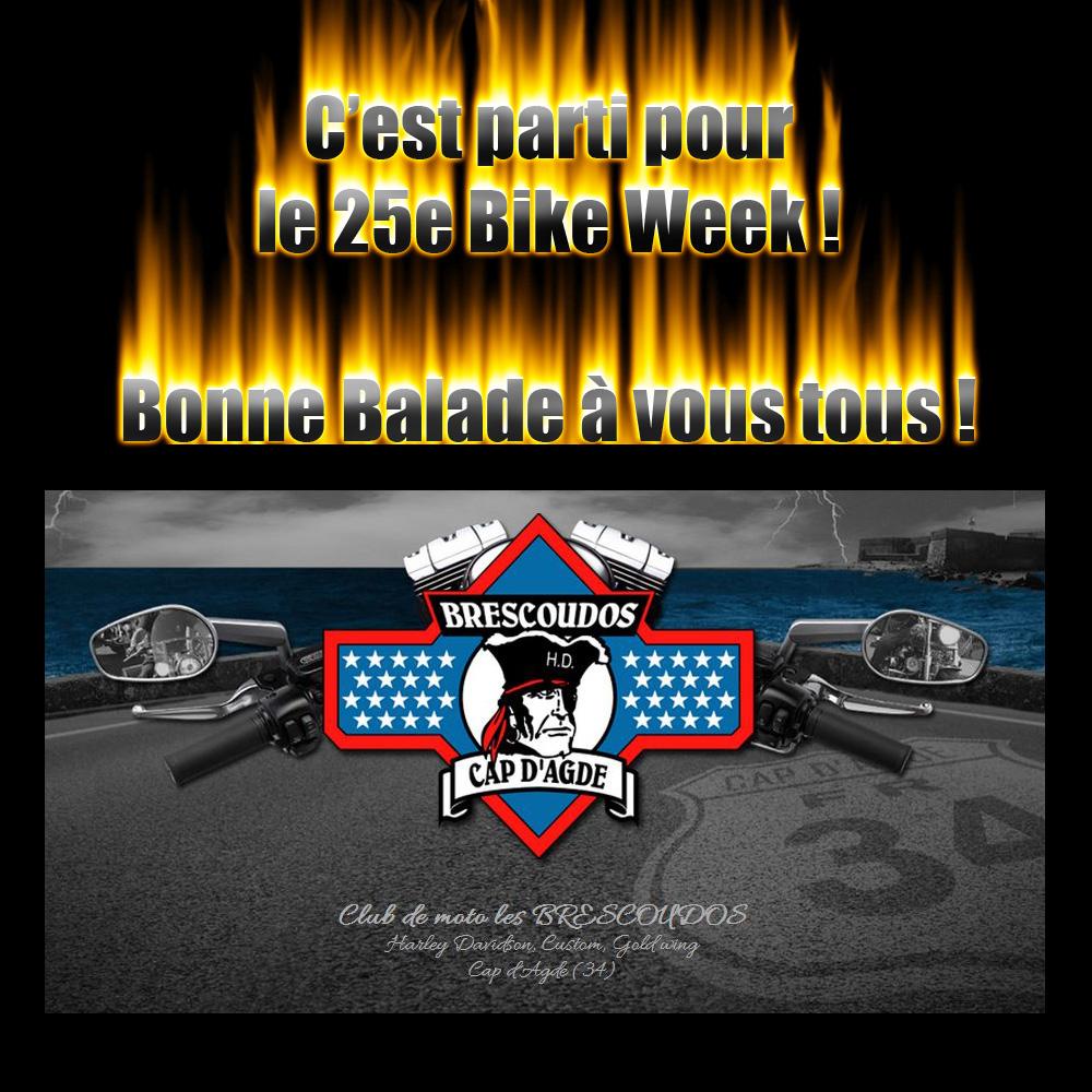 Supplément Midi Libre de la 25ème Brescoudos Bike Week