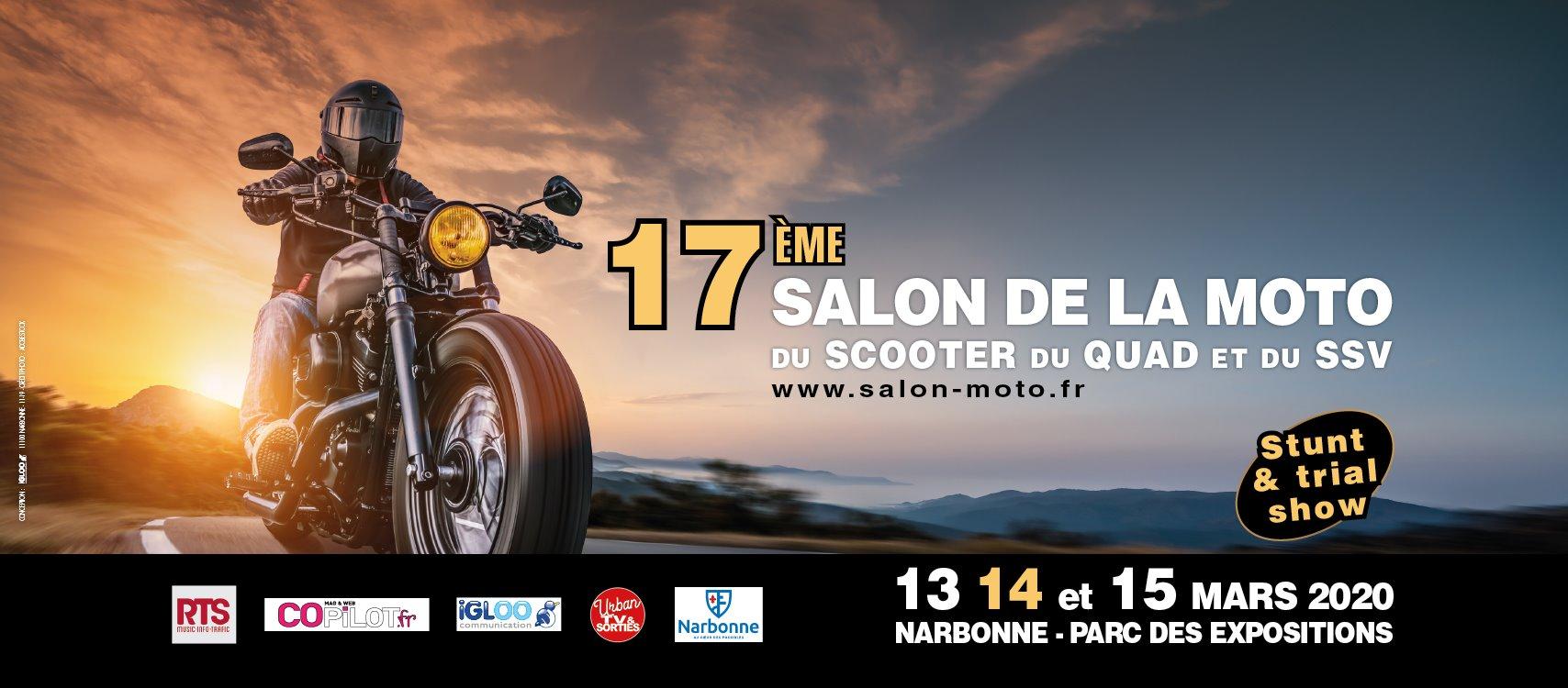 Salon de la moto de Narbonne