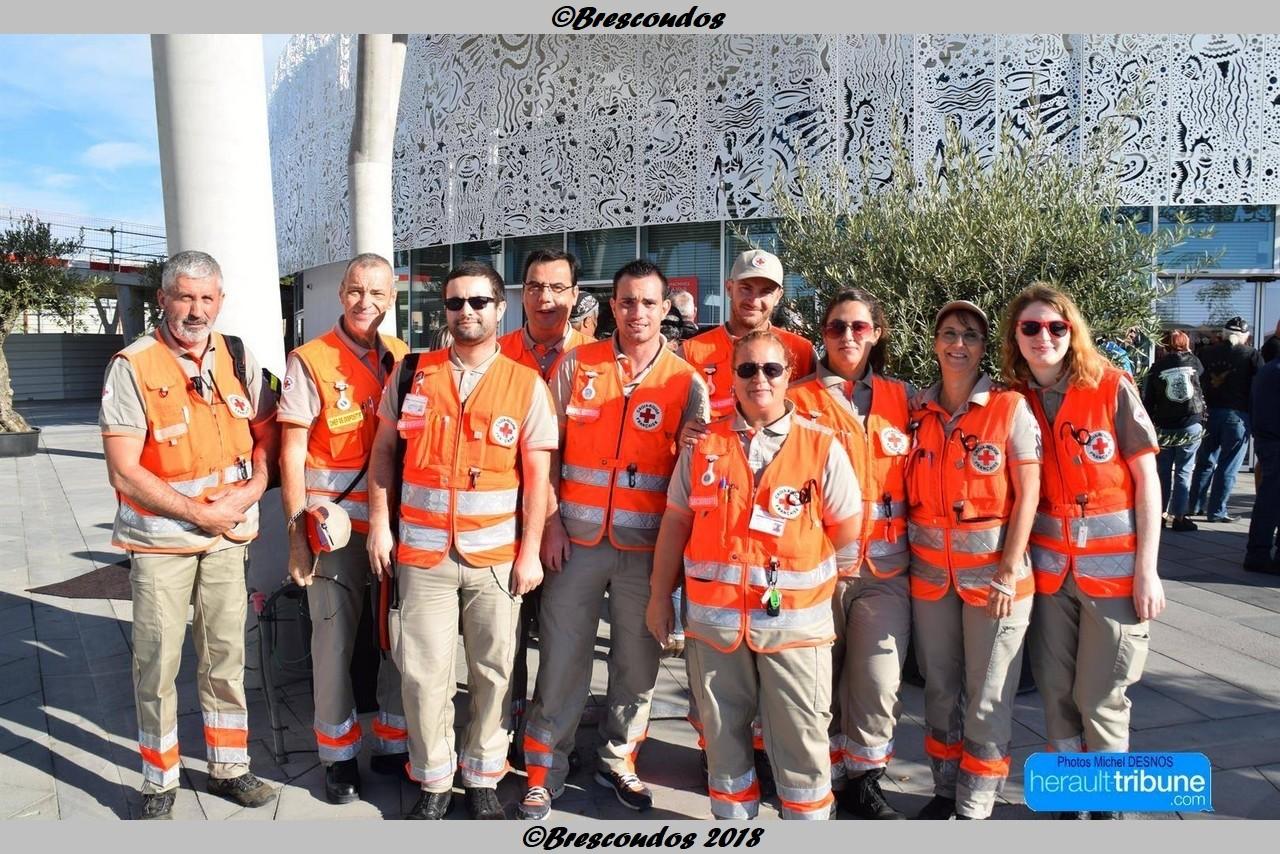 Toubib et Croix Rouge d'enfer !!!